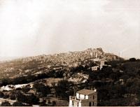 Panorama di Naro